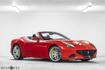 Ferrari California T for hire