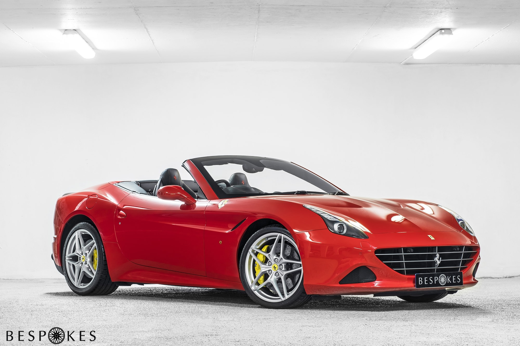 Ferrari California Front