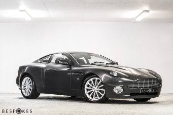 Aston Martin Vanquish Hire