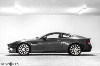 Aston Martin Vanquish Side View