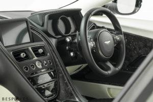 Aston Martin DB11 Dashboard
