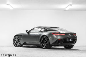 Aston Martin DB11 Rear View