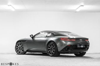 Aston Martin DB11 Rear View