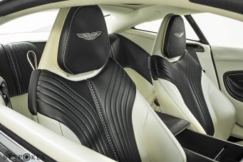 Aston Martin DB11 Seats