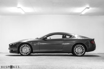 Aston Martin DB9 Side View