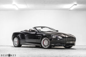 Aston Martin DB9 Volante (Convertible) Hire
