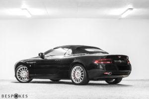 Aston Martin DB9 Volante (Convertible) Rear View