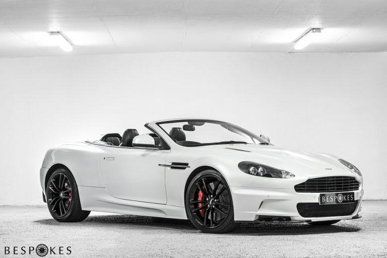 Aston Martin DBS Hire