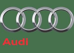 Audi Hire Badge