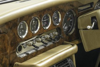 Austin Healey HMC Dashboard