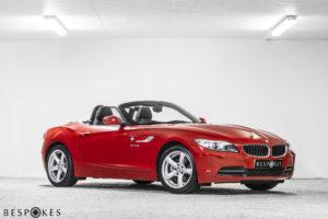 BMW Z4 Roadster Hire