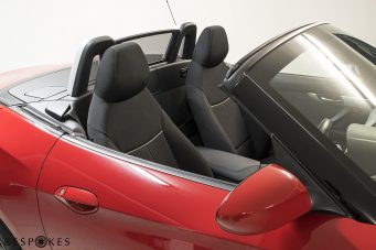 BMW Z4 Roadster Seats