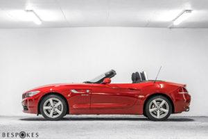 BMW Z4 Roadster Side View