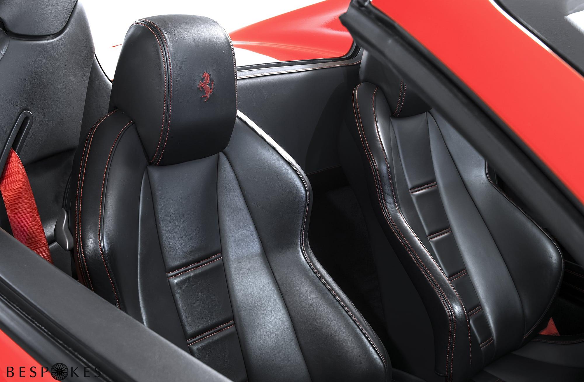 Ferrari 458 Spider Hire – Nationwide Delivery