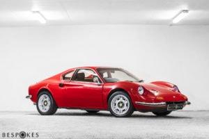 Ferrari Dino Hire