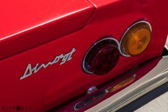 Ferrari Dino Lights Detail