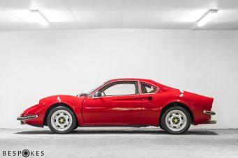 Ferrari Dino Side VIew