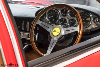 Ferrari Dino Sterring Wheel