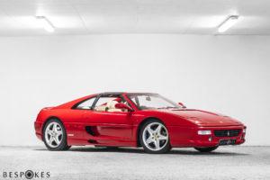 Ferrari 355 GTS Hire