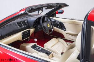 Ferrari 355 GTS Interior