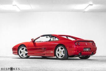 Ferrari 355 GTS Rear