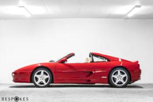 Ferrari 355 GTS SIde View