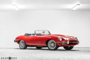 Jaguar E-Type Hire
