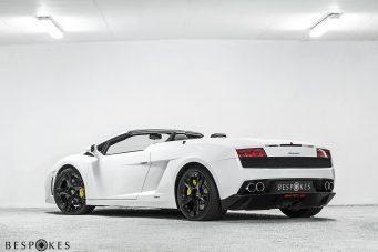 Lamborghini Gallardo Rear View