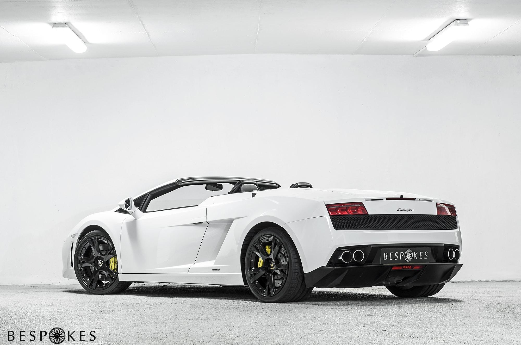 Lamborghini Gallardo Lp560 4 Spyder Bespokes