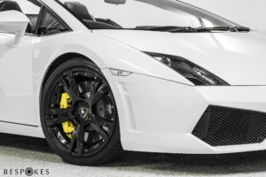 Lamborghini Gallardo Close Up