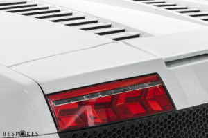 Lamborghini Gallardo Tail View