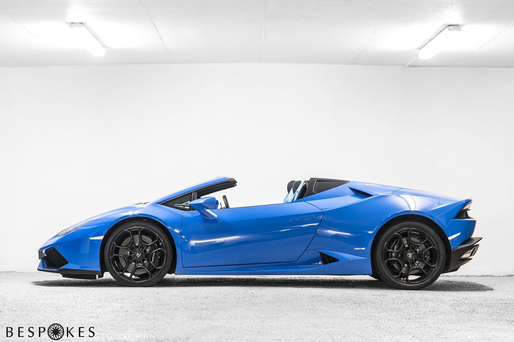 Lamborghini Huracan Hire Supercar Rental Bespokes