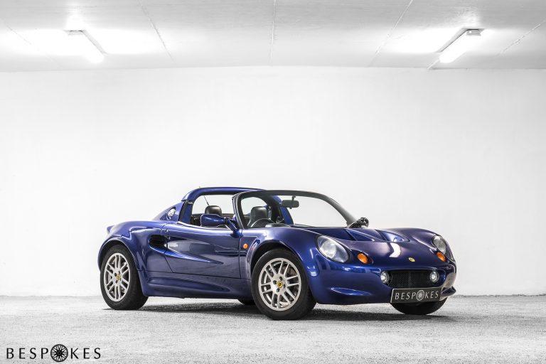 Lotus Elise S1 Hire