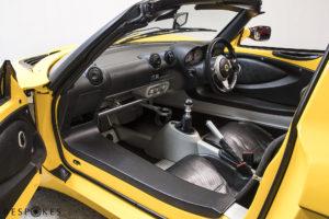 Lotus Elise R Interior