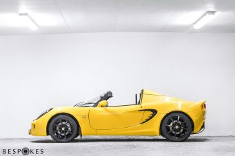 Lotus Elise R Side View