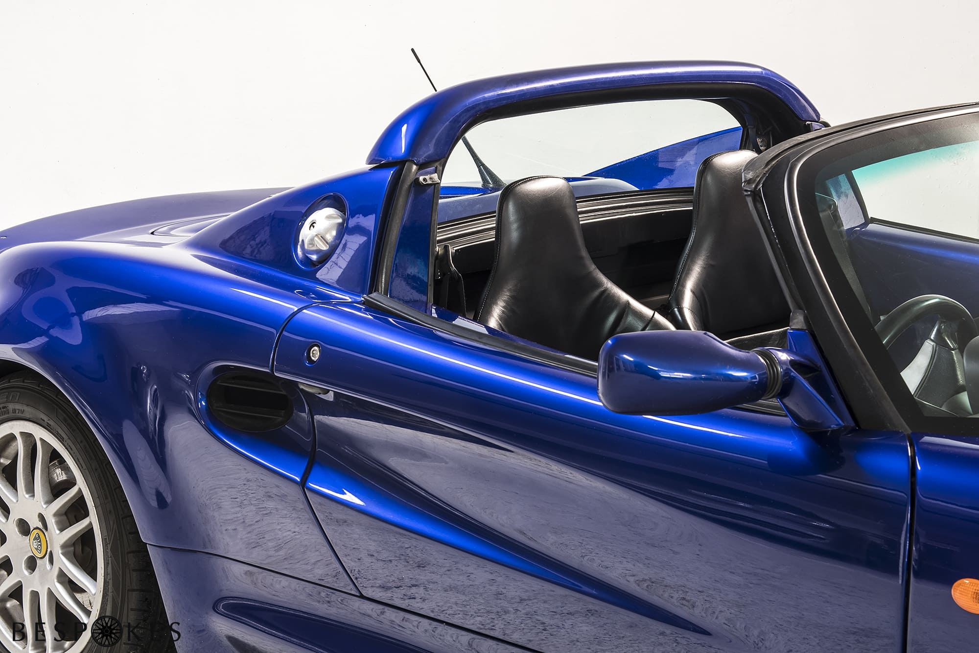 Lotus Elise S1 Bespokes