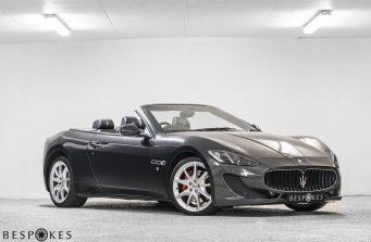 Maserati Gran Cabrio Hire