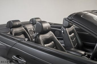 Maserato Gran Cabrio Seats