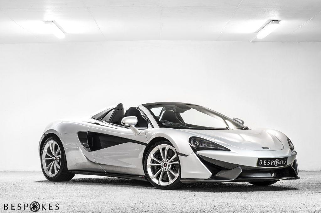 McLaren 570S Hire