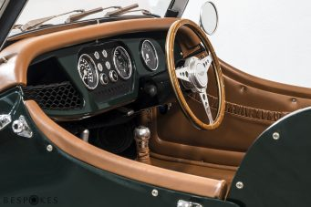 Morgan 4/4 1.6 Sport Interior