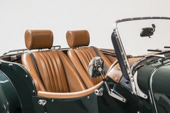 Morgan 4/4 1.6 Sport Seats