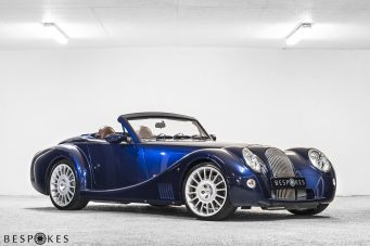 Morgan Aero 8 Hire