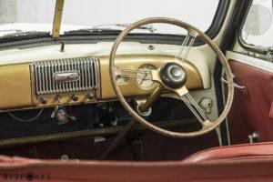 Morris Minor Steering Wheel