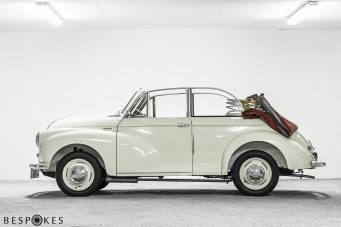 Morris Minor Side View