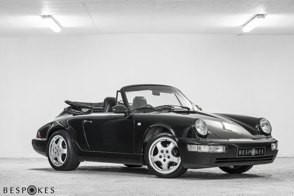 Porsche 964 Hire