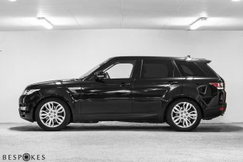 Range Rover Sport Side View