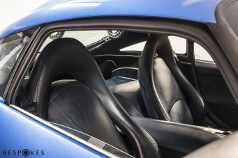 TVR Sagaris Seats