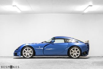 TVR Sagaris Side View