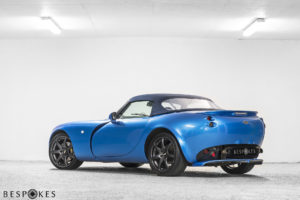 TVR Tamora Rear View