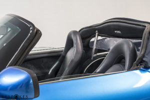 TVR Tamora Seats